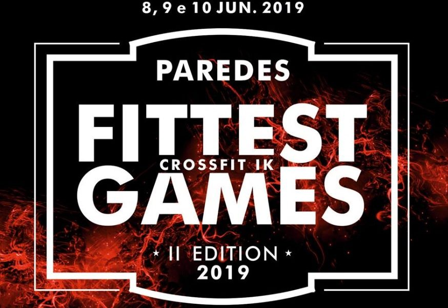 Paredes Fittest Games 19